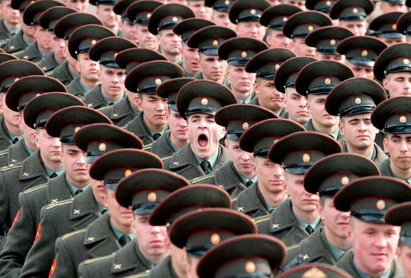Армия. Новейшие цитаты об армии