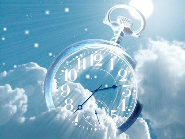 Время. Зашифрованные фразы о времени
