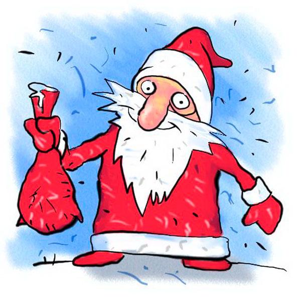 Дед Мороз. Сображения и цитаты о Деде Морозе