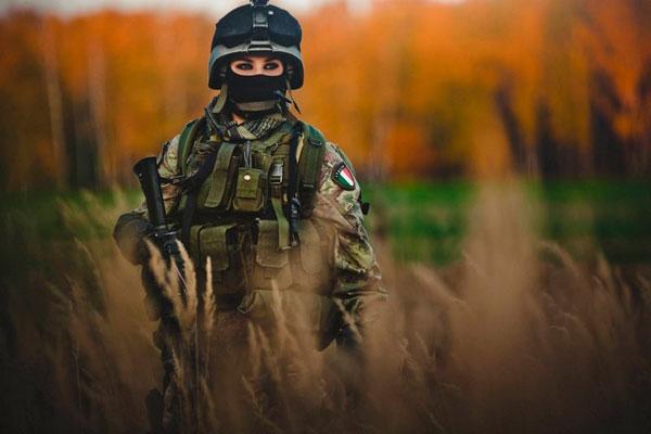 Военные. Эксклюзивные фразы о военных