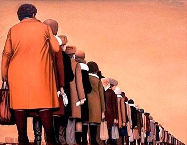 Общество. Длинные мысли об обществе