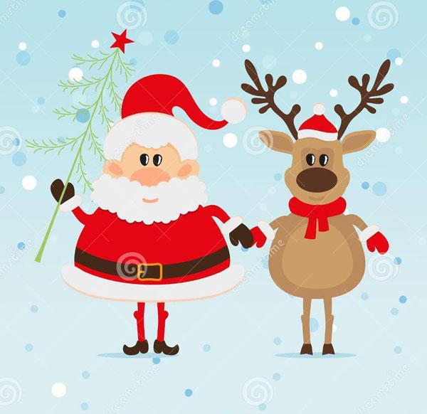 Санта Клаус и ёлка. Ультрамодерновые статусы о Санта Клаусе и ёлке